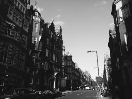 Westminster, uma região muito bonita