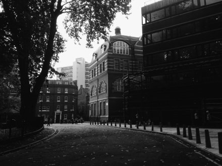 City University London, minha universidade